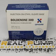 Boldenone 300 (Qpharm)