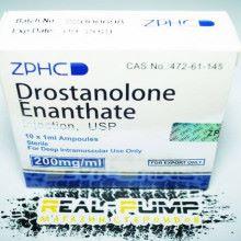 Drostanolone E (ZPHC)