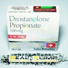 Drostanolone (Swiss)