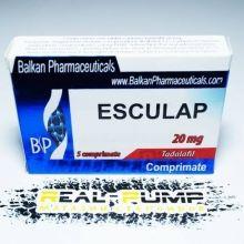 Esculap (Balkan)